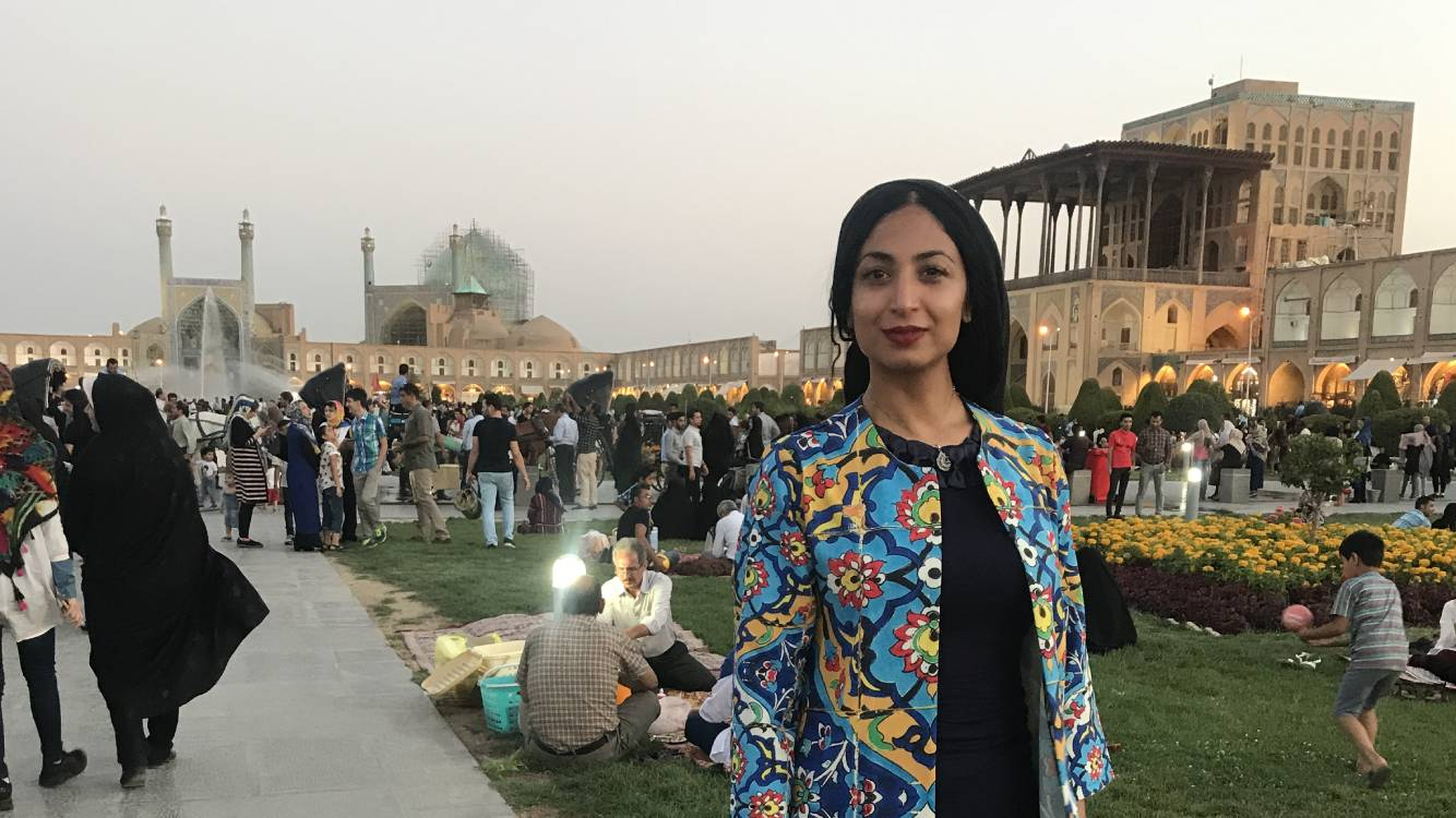 Isfahan, the jewel of Iran