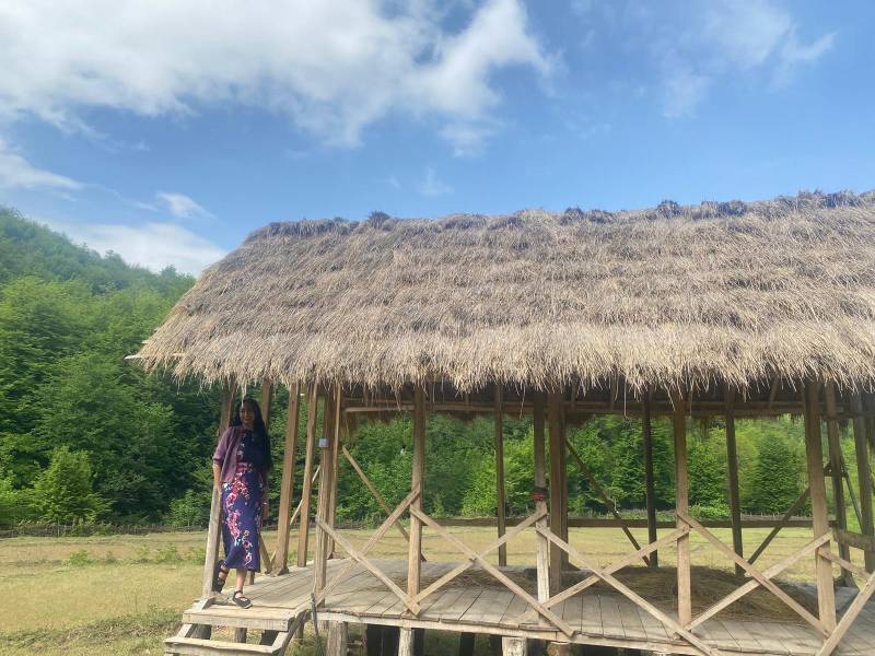 Rasht Pilehbaba ecotourism