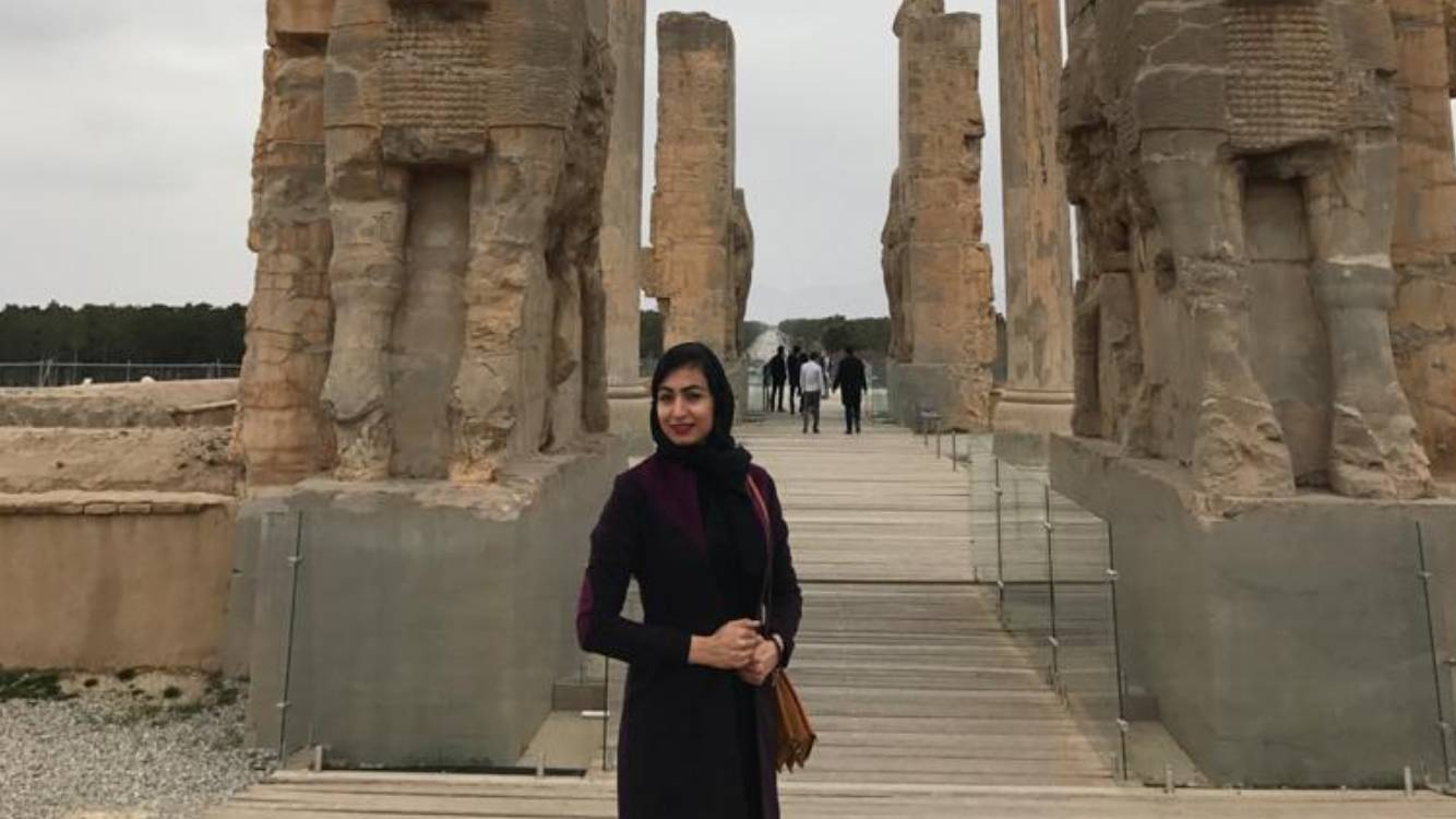 Shiraz, city of Persepolis and orange blossoms