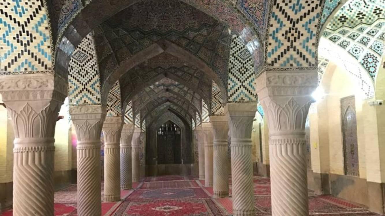 Shiraz, the city of Persepolis and orange blossoms