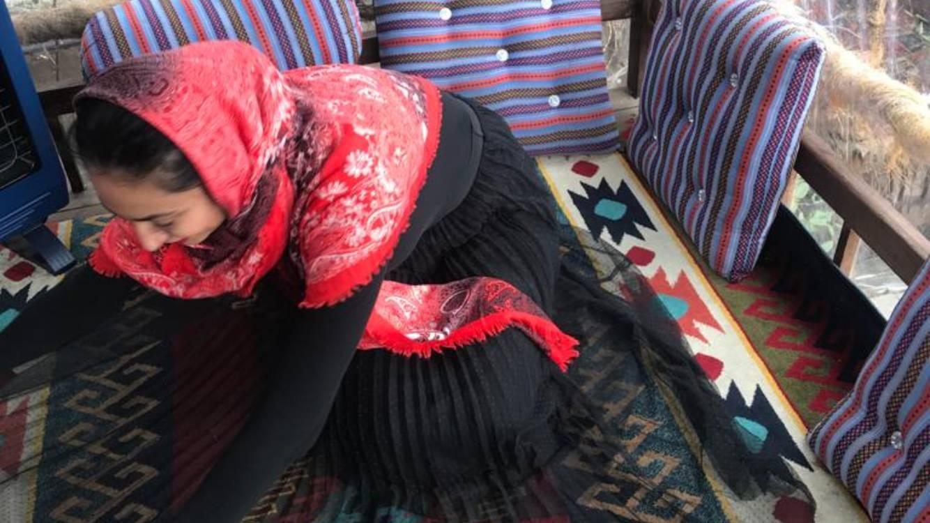 Tehran Mohammad pomegranate juice bar