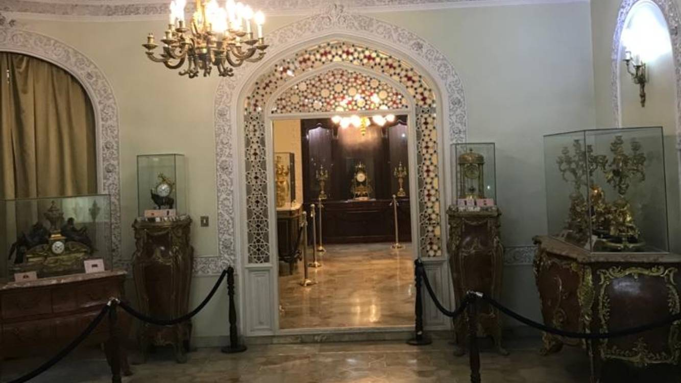 Tehran Time Museum, a trip to the past and history through time