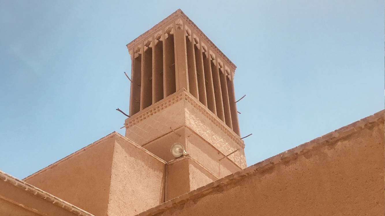 Yazd, the ancient city of the sun and windcatchers