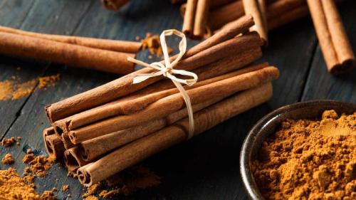 Persian spices cinnamon