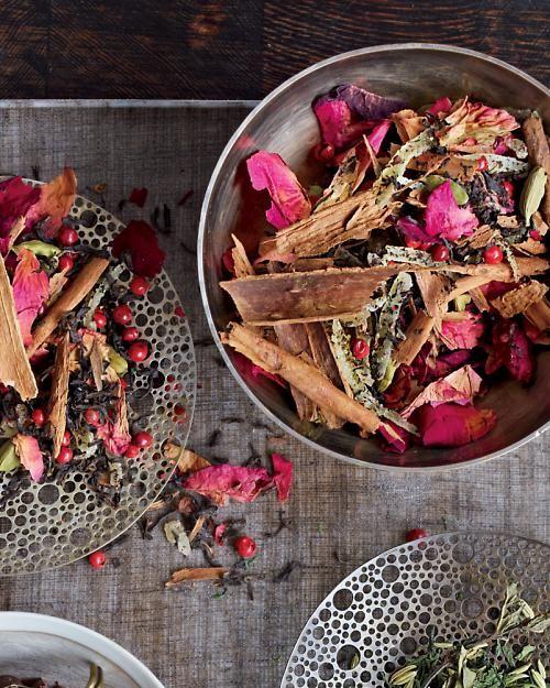 Persian spices tea mix