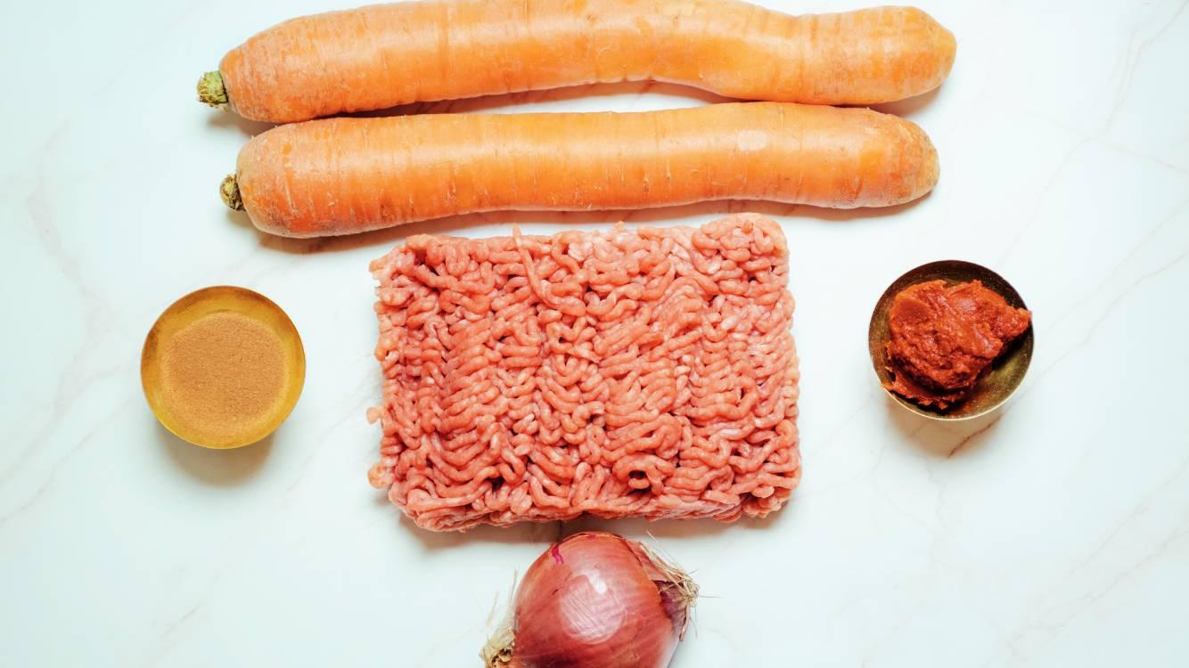 carrot kofta