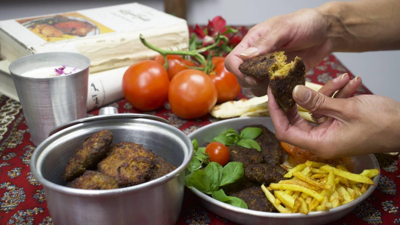 Persian cutlets