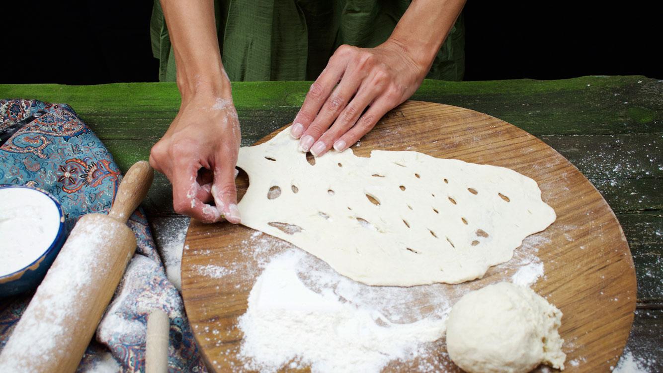 taftan bread
